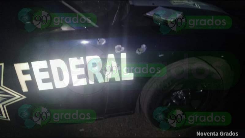 Mueren tres federales al enfrentar a delincuentes en Morelia, Michoacán