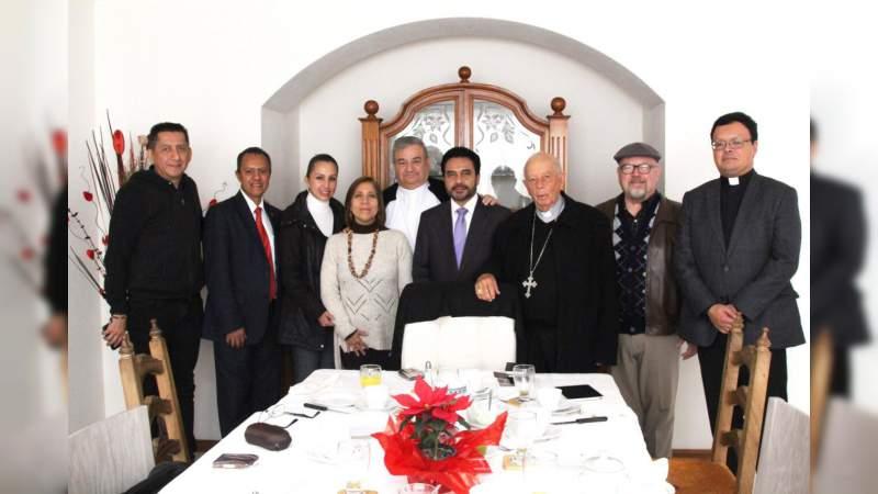 Avanza trabajo entre Segob y Consejo Interreligioso