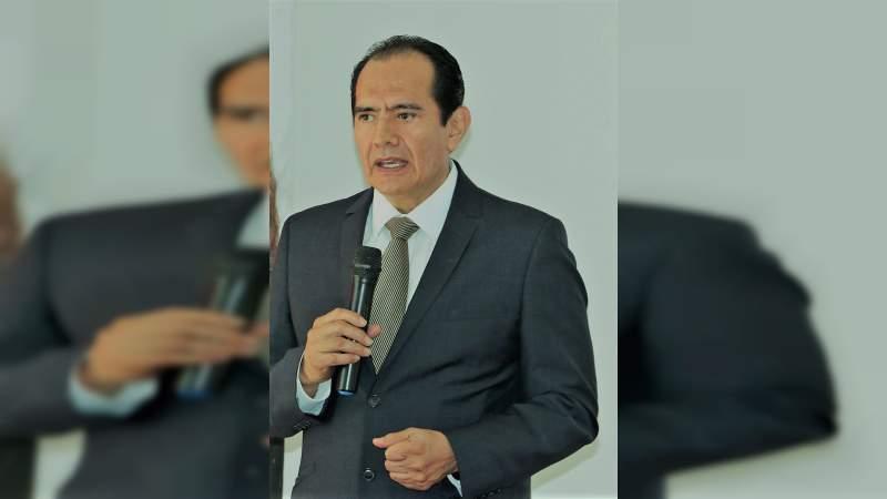 Los derechos de los infantes se tutelan en el proceso electoral 2018: Magistrado José René Olivos Campos.