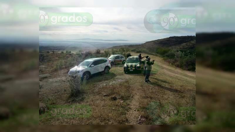 Camión de valores que llevaría 100 millones de pesos en su interior, es robado en Juventino Rosas, Guanajuato