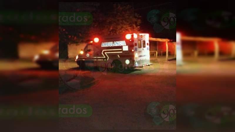 Asesinan a balazos un hombre en Lázaro Cárdenas, Michoacán