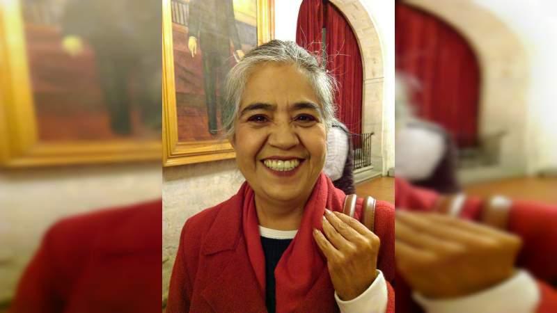 """""""Un proceso de transformación del país debe darse con mujeres"""": Rubí de María Gómez Campos"""