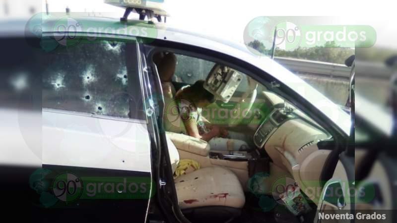 Ejecutan a Policía Estatal en pleno zócalo de Chilpancingo, Guerrero