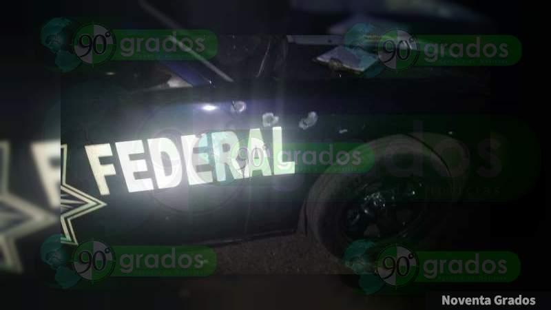 El enfrentamiento donde murieron 3 policías federales y un sicario es un hecho de paso: Raúl Morón Orozco
