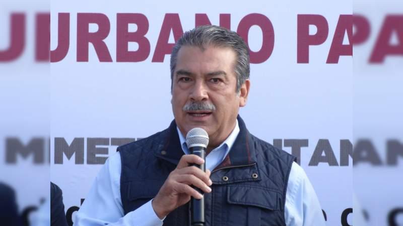 Se van todos los anuncios, mesas e infraestructura que no está permitida por el Ayuntamiento de Morelia: Raúl Morón