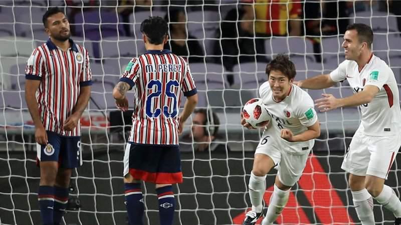Chivas fracasa en el Mundial de Clubes, es eliminado por los japoneses