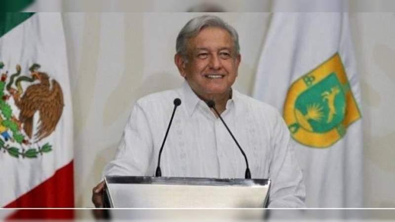 Producir 2.4 millones de barriles de petróleo diarios, meta del sexenio de López Obrador