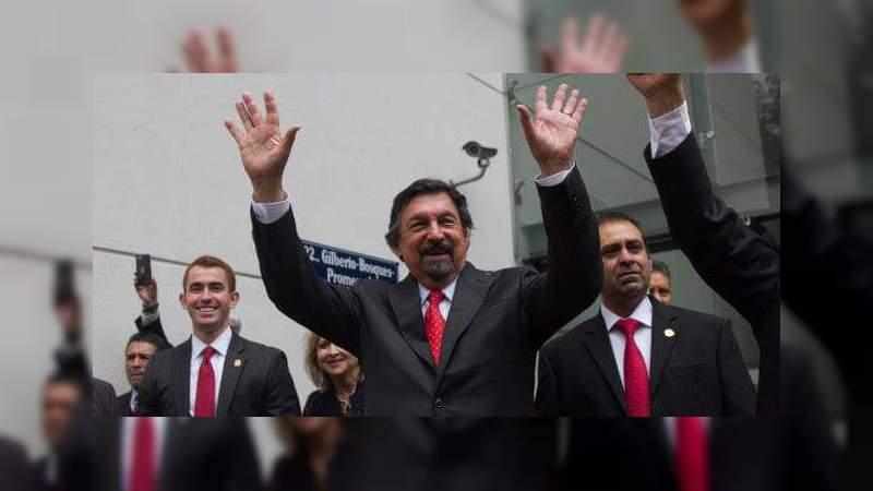 Napoleón Gómez Urrutia visitará Lázaro Cárdenas para reunirse con mineros