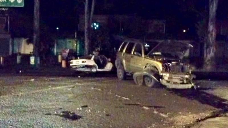 Muere taxista en choque en Morelia, Michoacán
