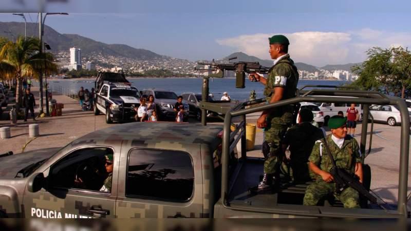 Sería una irresponsabilidad regresar al Ejército a los cuarteles: Durazo
