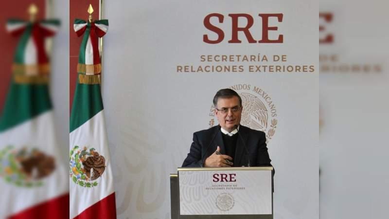 México y EEUU invertirán en el sur de México y Centroamérica, anuncia Marcelo Ebrard
