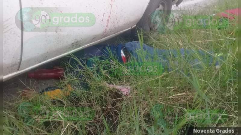 Seis muertos en enfrentamiento entre presuntos huachicoleros en Tabasco
