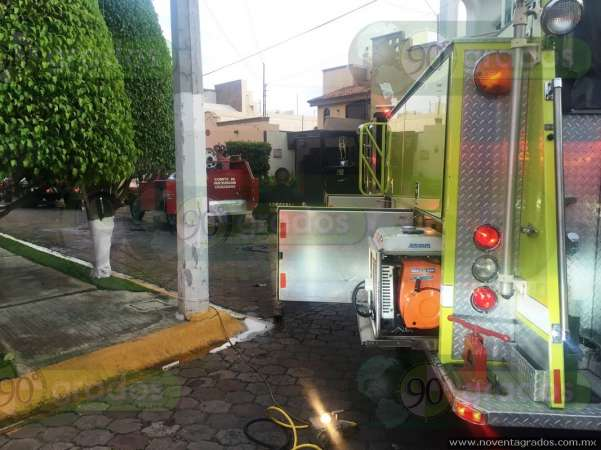 Jardinero Provoca Incendio En Casa De Zamora Michoac N