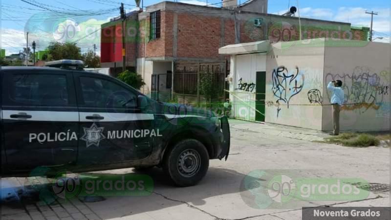 Asesinan a tiros a un hombre en Acámbaro, Guanajuato