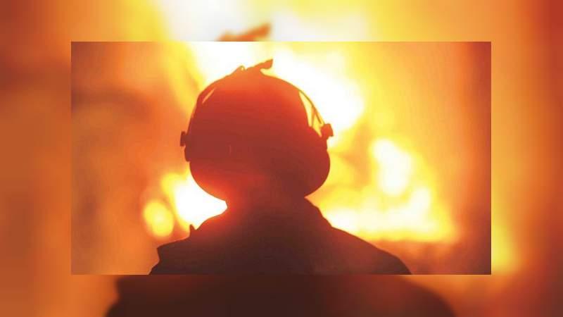 Mueren seis pequeños al incendiarse su casa de madera