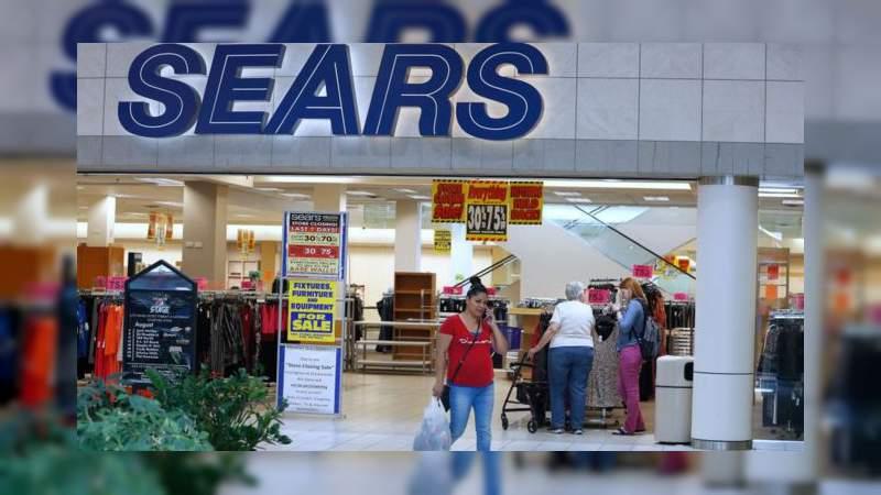 Sears cerrará 80 tiendas en 2019