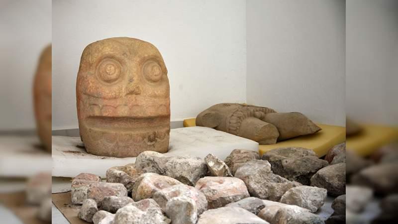 Descubren en Puebla el primer templo dedicado a Xipe Tótec