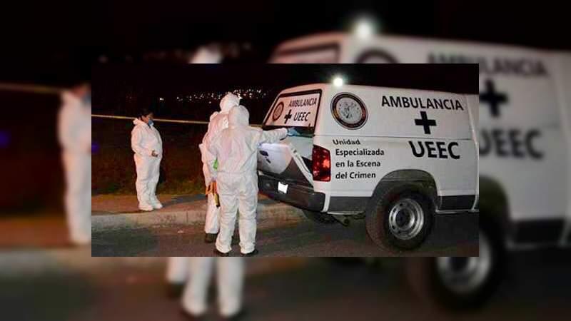 Asesinan a tiros a un hombre en Cotija, Michoacán