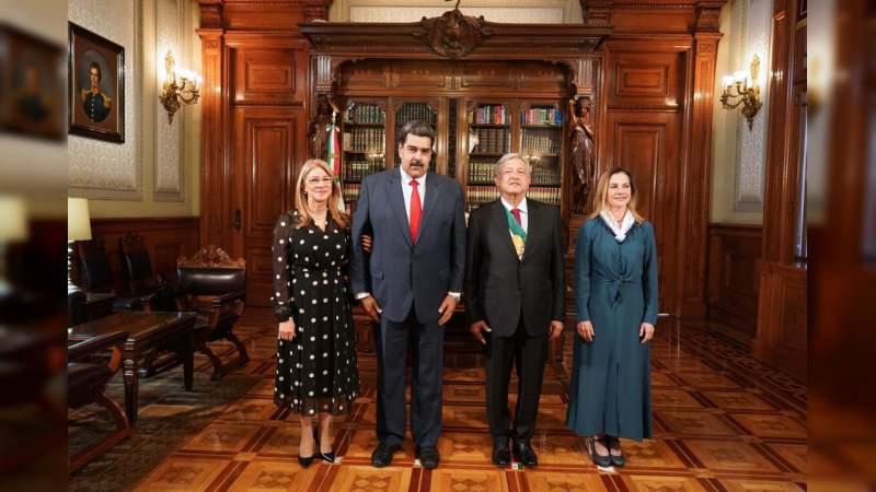 13 países latinoamericanos, menos México, no reconocerán nueva presidencia de Nicolás Maduro