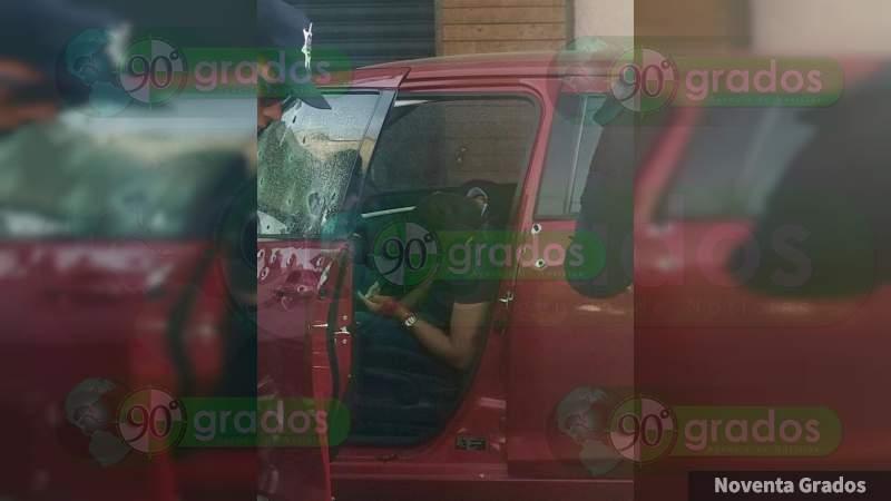 Identifican a ejecutado en el boulevard García de León, en Morelia, Michoacán