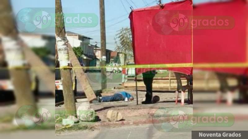 Trabajador de maderería es asesinado a balazos en Tijuana, Baja California