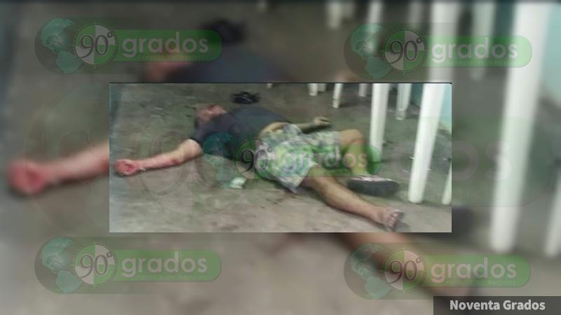 Asesinan a ex Policía Auxiliar en marisquería en Acapulco, Guerrero