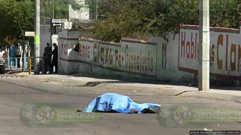 Una muerta y una herida en ataque a balazos en Jojutla, Morelos