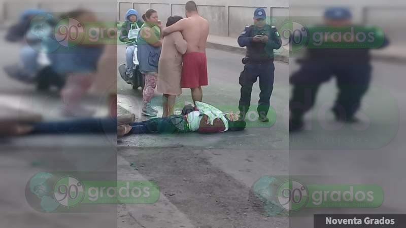 Asesinan a veinteañero al amanecer en Zamora