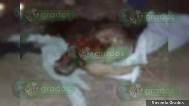 Agricultor secuestrado es encontrado muerto en La Huacana