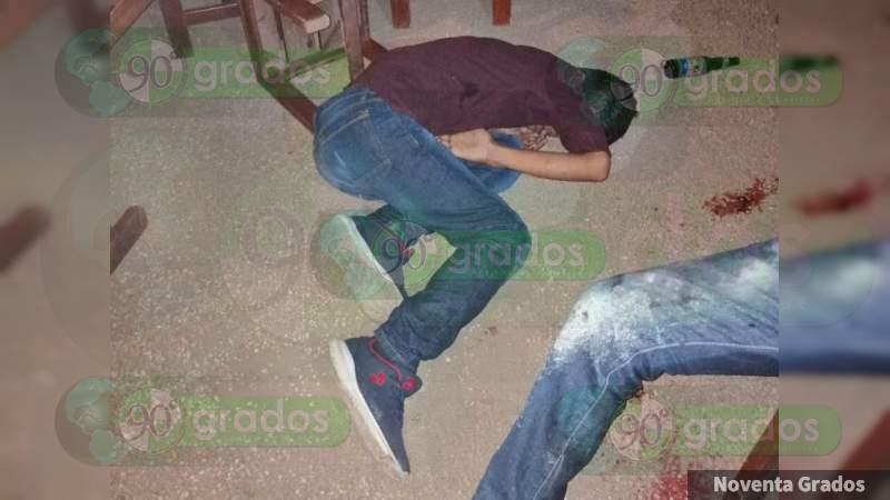 Masacre en bar de Playa del Carmen deja seis muertos
