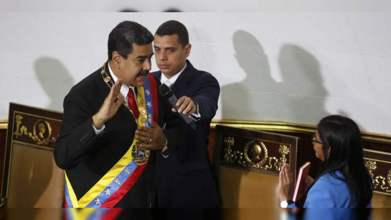 Alemania pide restablecer el Parlamento en Venezuela; UE no reconocerá reelección de Maduro