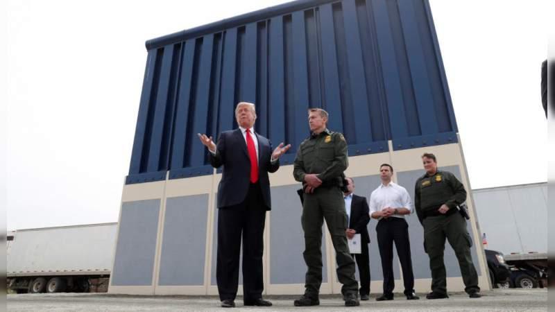 Trump visitará la frontera con México el jueves