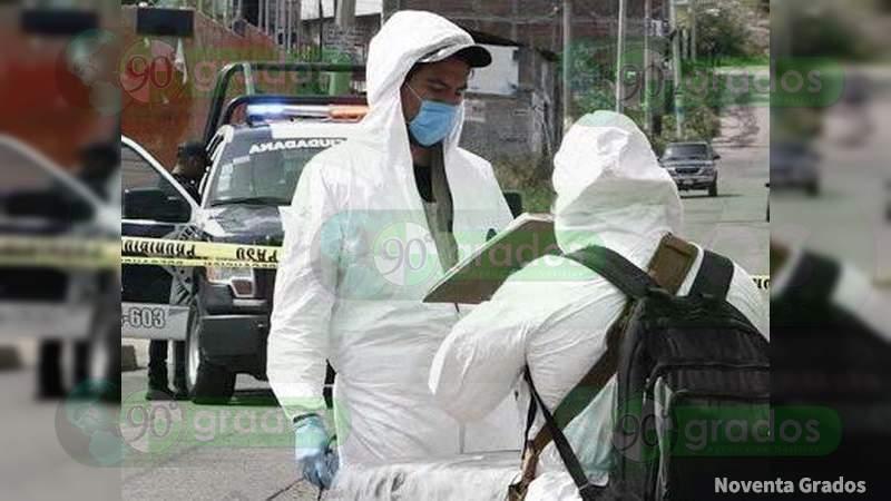 A balazos ejecutan a 3 personas en Uruapan, Michoacán