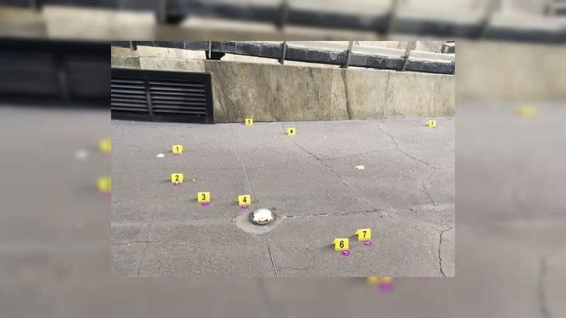 Persecución y balacera deja un muerto en Apodaca, Nuevo León