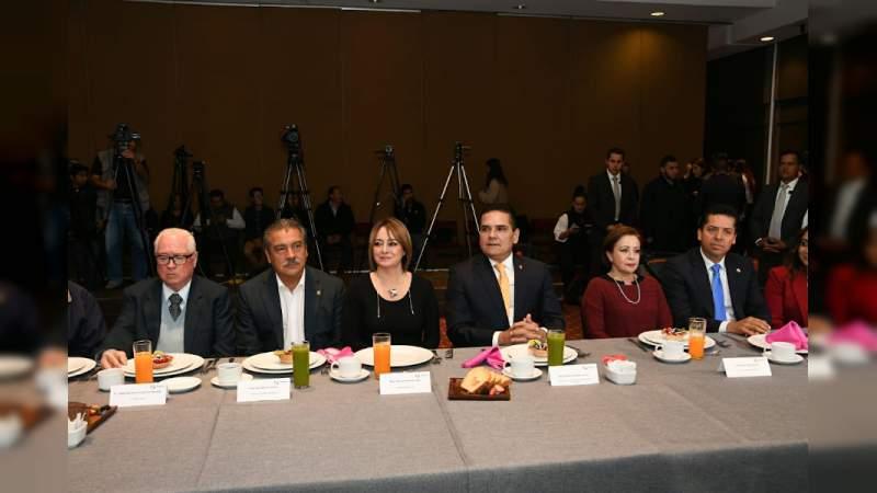 Se suma el Ayuntamiento de Morelia a la declaratoria por el turismo en Michoacán