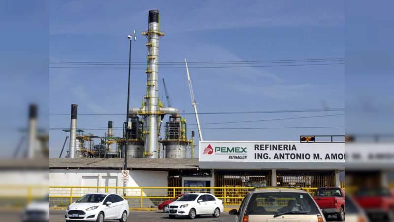 En la refinería de Salamanca localizan manguera de 3 kilómetros para robar gasolina