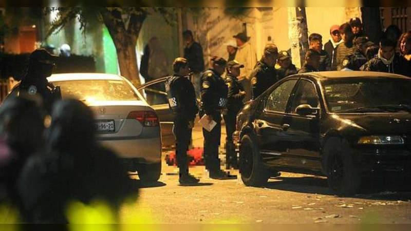 Ejecutan a cuatro expolicías en Tláhuac