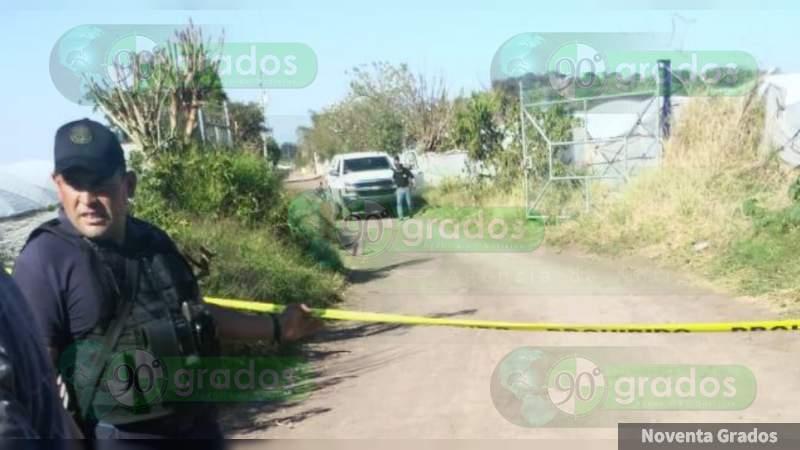 Lo hallan muerto con el tiro de gracia en una calle de Chilpancingo, Guerrero
