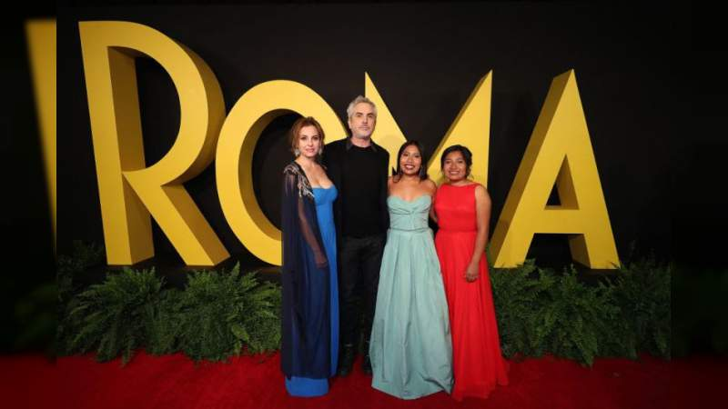 Roma obtiene 7 nominaciones al BAFTA