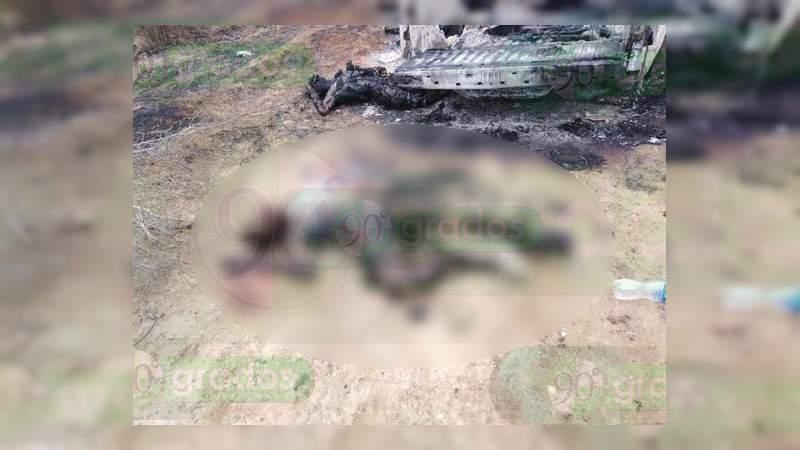 México: encuentran 21 cuerpos, 17 de ellos calcinados