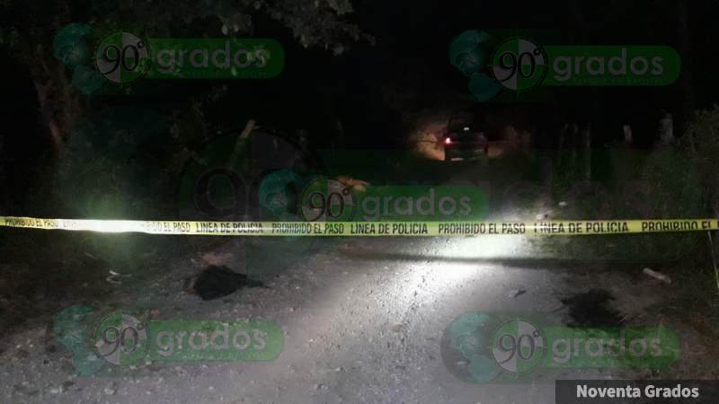 Localizan los cadáveres de dos ejecutados en Lázaro Cárdenas