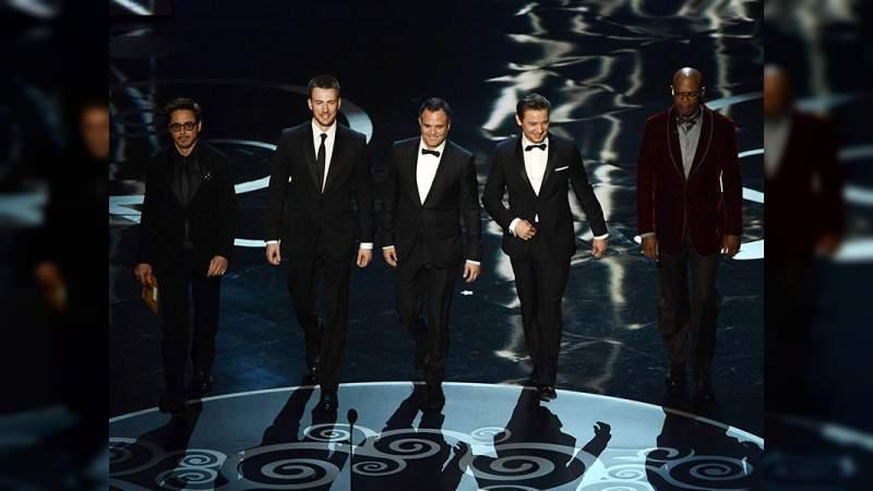 Los Vengadores serían los presentadores de los Oscar 2019