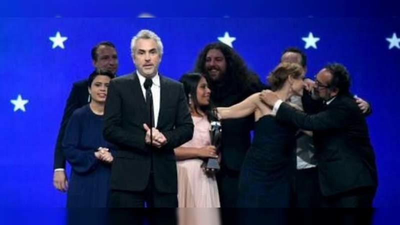 Roma triunfó en los Critics Choice Awards