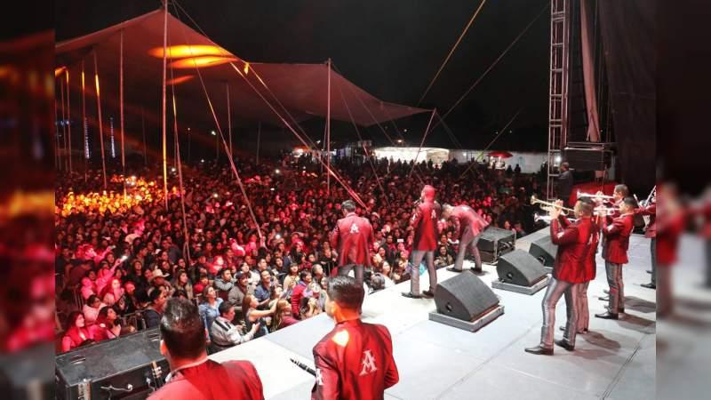 Morelia, lista para el regreso de La Arrolladora Banda el Limón