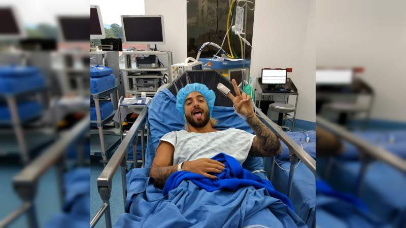 Hospitalizan de emergencia a Maluma