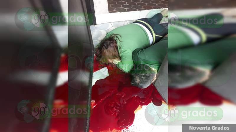 Encapuchados ejecutaron a los dos hermanos en Morelia