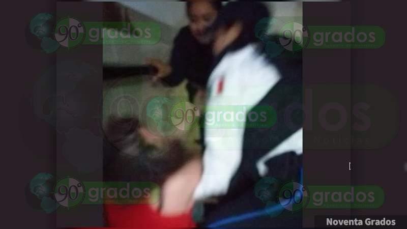 Detienen a policías estatales durante trío sexual en hotel de Ciudad Victoria, Tamaulipas