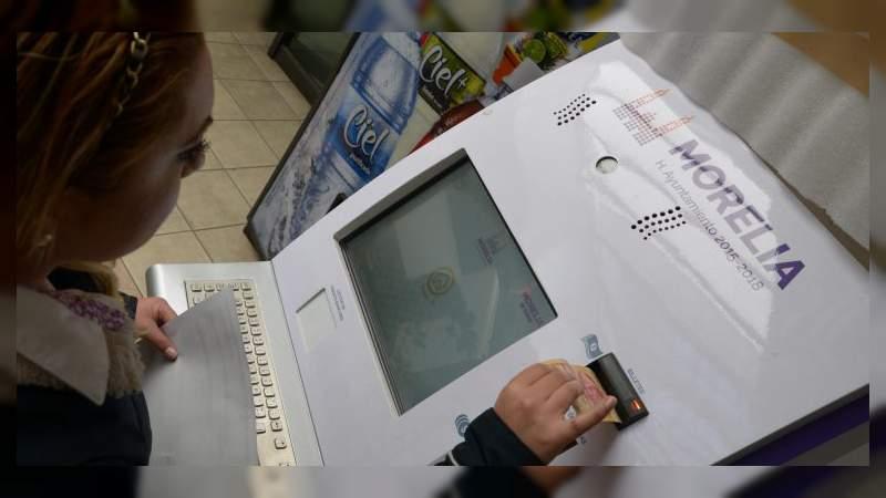 Descuentos en el predial y licencias de 10 y 5%, en enero y febrero, respectivamente en Morelia, Michoacán