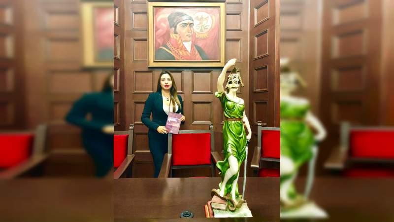 Isabel Maldonado Sánchez con meritos suficientes para ser fiscal de Estado