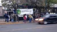 Trabajadores del Suttebam toman la Secretaría de Finanzas